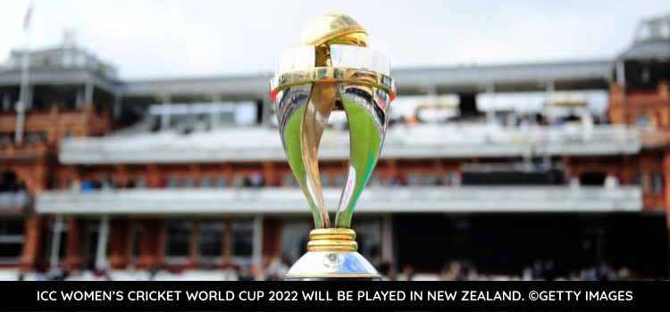 ICC Women's Cricket World Cup 2022